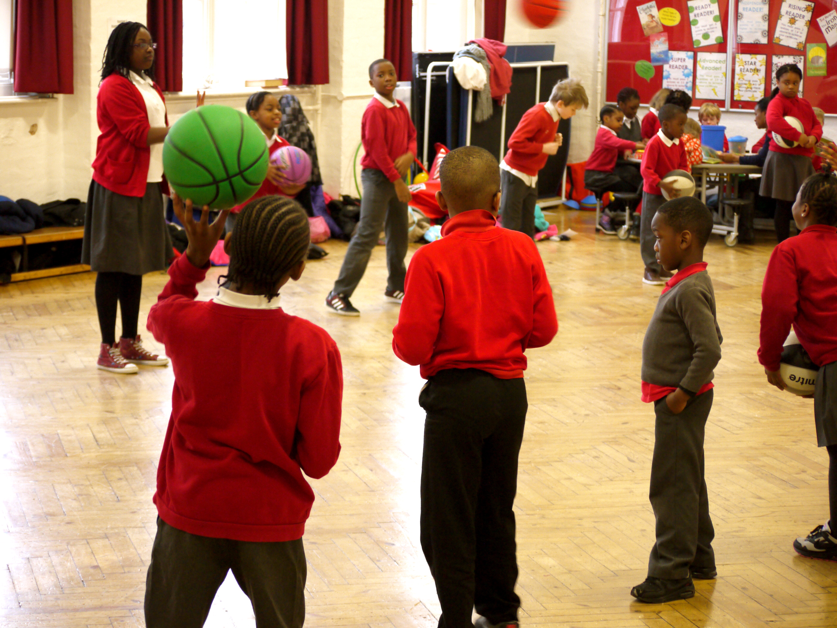 Breakfast Clubs A Great Setting To Develop Physical Activities